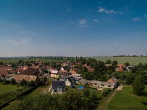 Luftaufnahmen und Panorama