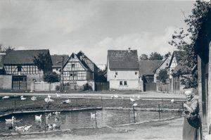 Dorfteich 1942