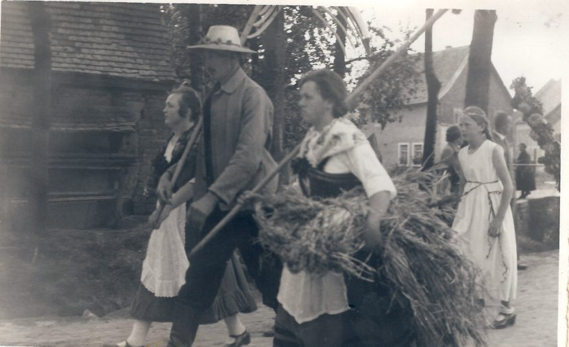 Erntefestumzug ca.1934